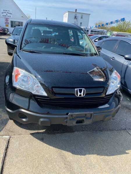 2009 Honda CR-V for sale at Bob Luongo's Auto Sales in Fall River MA