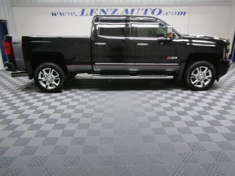 2018 Chevrolet Silverado 2500HD for sale at LENZ TRUCK CENTER in Fond Du Lac WI