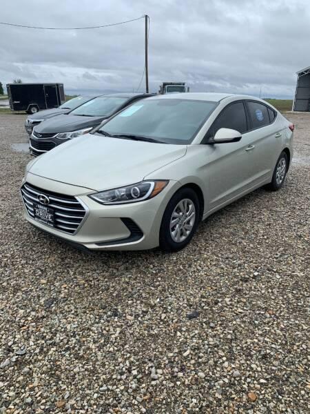 2017 Hyundai Elantra for sale at Drive in Leachville AR