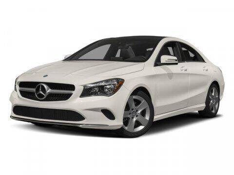 2018 Mercedes-Benz CLA for sale at Auto Finance of Raleigh in Raleigh NC