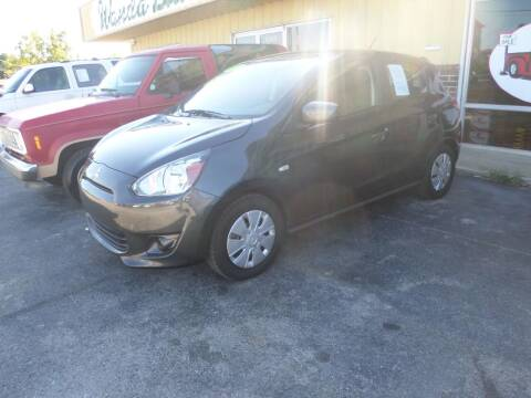 2015 Mitsubishi Mirage for sale at Credit Cars of NWA in Bentonville AR