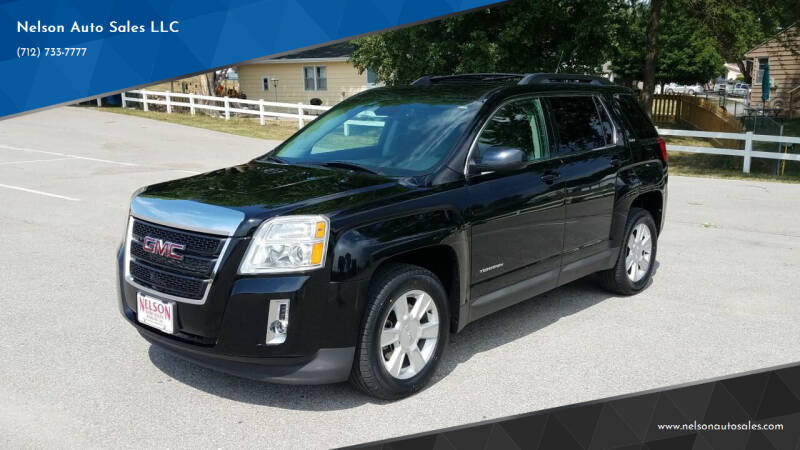 2012 GMC Terrain for sale at Nelson Auto Sales LLC in Harlan IA