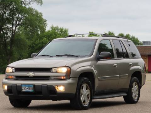 2002 Chevrolet TrailBlazer for sale at Big Man Motors in Farmington MN