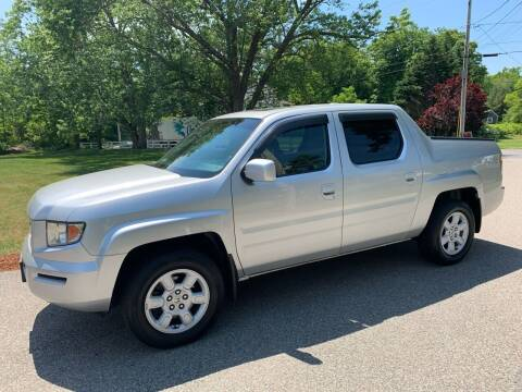 2007 Honda Ridgeline for sale at 41 Liberty Auto in Kingston MA
