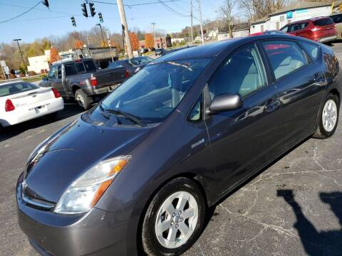 2007 Toyota Prius for sale at COLONIAL AUTO SALES in North Lima OH
