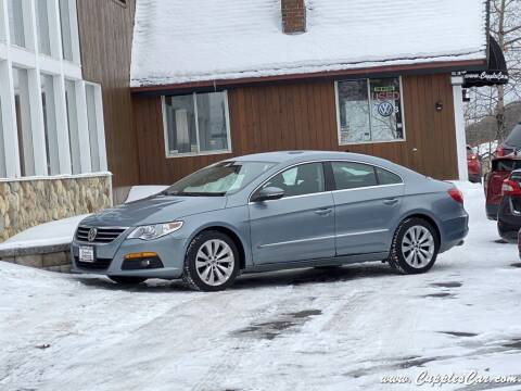 2010 Volkswagen CC for sale at Cupples Car Company in Belmont NH