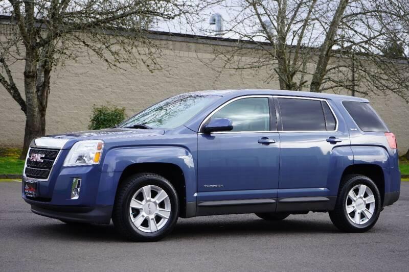 2012 GMC Terrain for sale at Beaverton Auto Wholesale LLC in Aloha OR