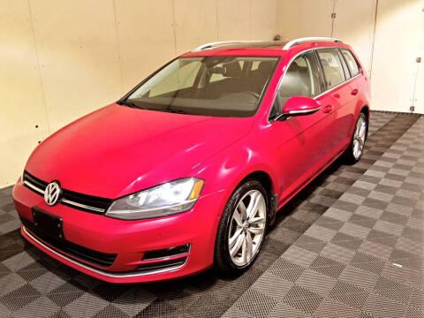 2017 Volkswagen Golf SportWagen for sale at Autohaus in Royal Oak MI