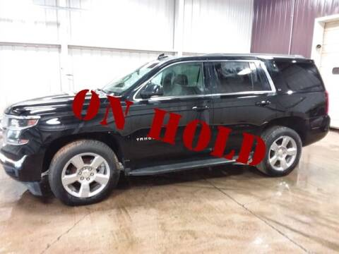 2017 Chevrolet Tahoe for sale at East Coast Auto Source Inc. in Bedford VA