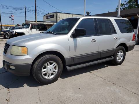 2004 Ford Expedition for sale at OTWELL ENTERPRISES AUTO & TRUCK SALES in Pasadena TX