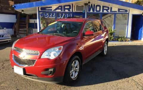 2014 Chevrolet Equinox for sale at Car World Inc in Arlington VA