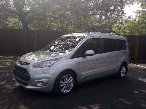 2014 Ford Transit Connect Wagon for sale at 57 Auto Sales in San Antonio TX
