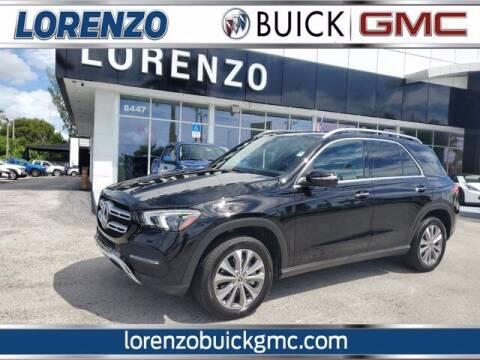 2020 Mercedes-Benz GLE for sale at Lorenzo Buick GMC in Miami FL