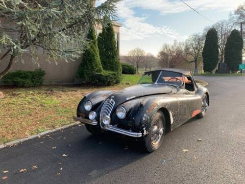 1954 Jaguar XK120 for sale at Gullwing Motor Cars Inc in Astoria NY
