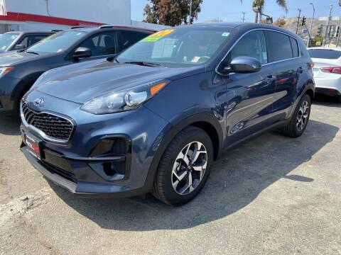 2020 Kia Sportage for sale at Auto Max of Ventura in Ventura CA
