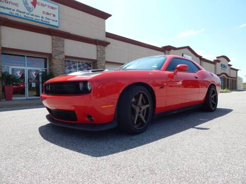 2015 Dodge Challenger for sale at Iconic Motors of Oklahoma City, LLC in Oklahoma City OK