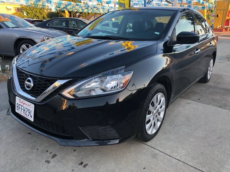 2016 Nissan Sentra for sale at Plaza Auto Sales in Los Angeles CA