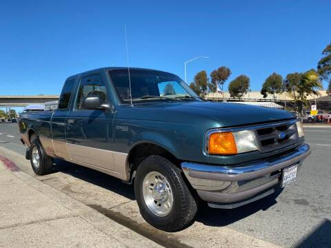 1997 Ford Ranger for sale at Beyer Enterprise in San Ysidro CA