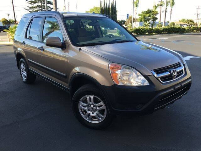 2002 Honda CR-V for sale at Beach Auto Group LLC in Midway City CA