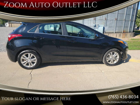 2015 Hyundai Elantra GT for sale at Zoom Auto Outlet LLC in Thorntown IN