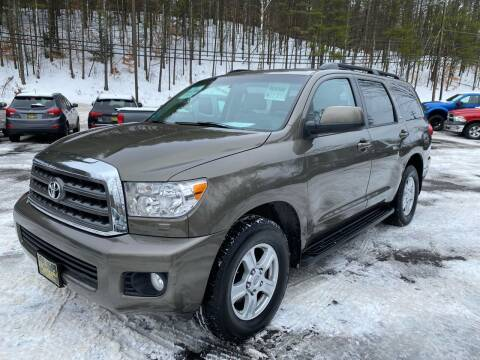 2014 Toyota Sequoia for sale at Bladecki Auto LLC in Belmont NH