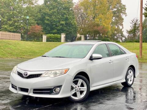 2014 Toyota Camry for sale at Sebar Inc. in Greensboro NC