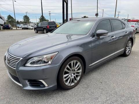 2014 Lexus LS 460 for sale at Modern Automotive in Boiling Springs SC