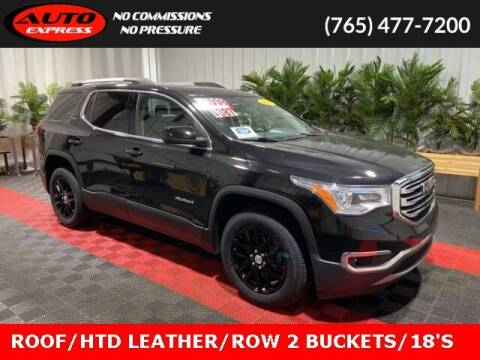 2017 GMC Acadia for sale at Auto Express in Lafayette IN