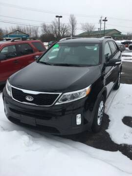2014 Kia Sorento for sale at Hamburg Motors in Hamburg NY