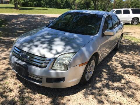 2006 Ford Fusion for sale at Budget Auto Sales in Bonne Terre MO