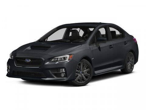 2015 Subaru WRX for sale at HILAND TOYOTA in Moline IL
