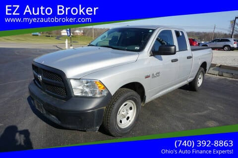 2015 RAM Ram Pickup 1500 for sale at EZ Auto Broker in Mount Vernon OH