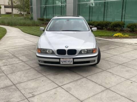 2000 BMW 5 Series for sale at Top Motors in San Jose CA