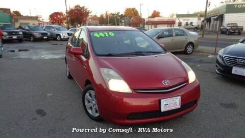 2006 Toyota Prius for sale at RVA MOTORS in Richmond VA