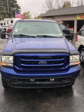 2003 Ford F-250 Super Duty for sale at EZ Drive AutoMart in Springfield OH