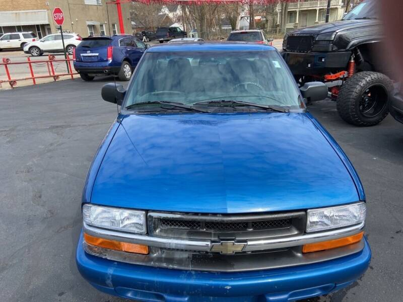 2000 Chevrolet S-10 for sale at North Hill Auto Sales in Akron OH
