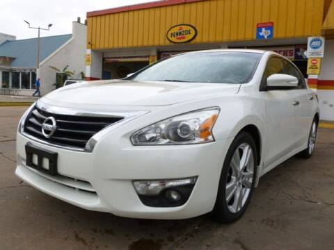 2015 Nissan Altima for sale at Nexar Motors in Houston TX