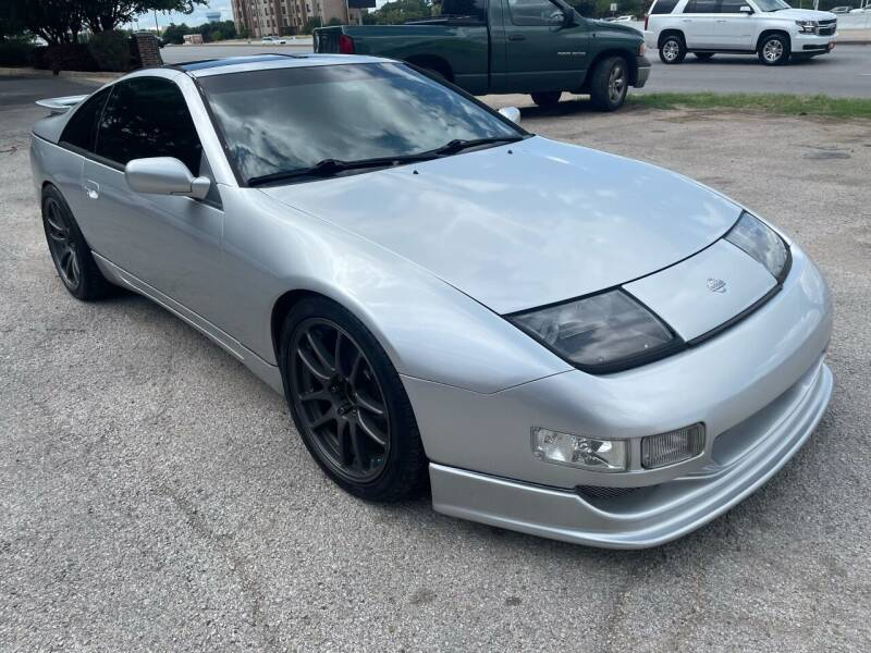1996 Nissan 300ZX for sale at Austin Direct Auto Sales in Austin TX