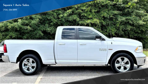 2014 RAM Ram Pickup 1500 for sale at Square 1 Auto Sales - Commerce in Commerce GA