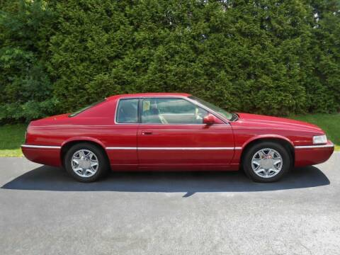 2000 Cadillac Eldorado for sale at CARS II in Brookfield OH