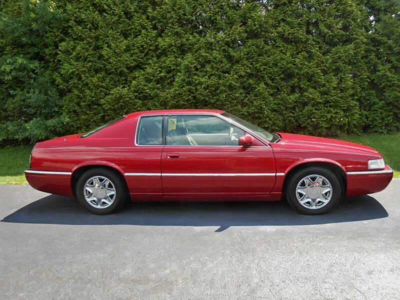 2000 Cadillac Eldorado for sale at CARS II in Brookfield OH