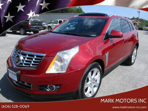 2014 Cadillac SRX for sale at Mark Motors Inc in Gray KY
