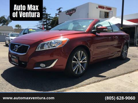 2013 Volvo C70 for sale at Auto Max of Ventura in Ventura CA