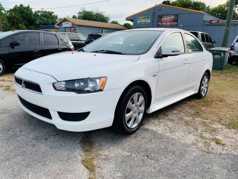 2015 Mitsubishi Lancer for sale at Unique Motor Sport Sales in Kissimmee FL