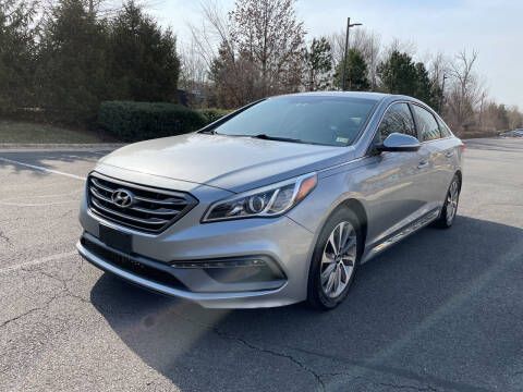2015 Hyundai Sonata for sale at Dreams Auto Group LLC in Sterling VA