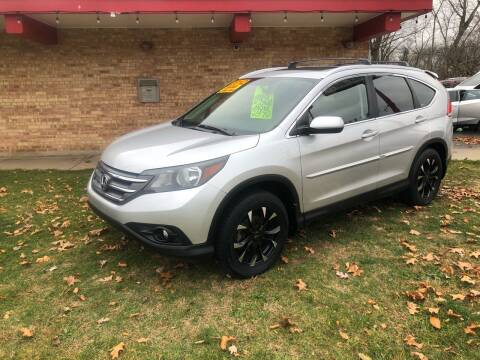2012 Honda CR-V for sale at Murdock Used Cars in Niles MI