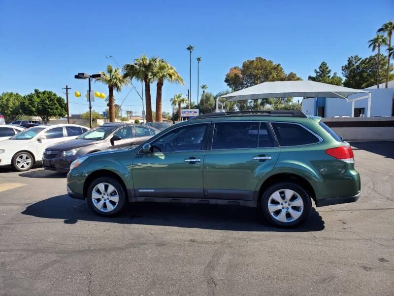 2012 Subaru Outback AWD 2.5i 4dr Wagon 6M - Mesa AZ