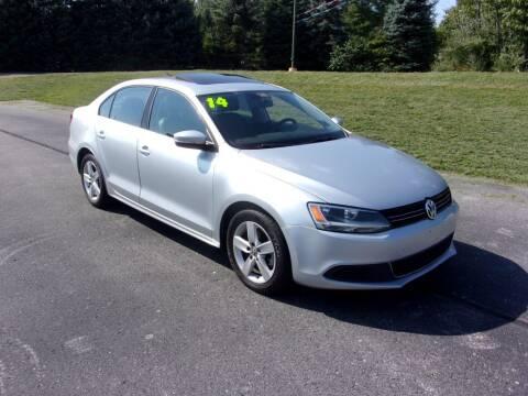 2014 Volkswagen Jetta for sale at Birmingham Automotive in Birmingham OH