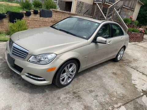 2012 Mercedes-Benz C-Class for sale at Capital Mo Auto Finance in Kansas City MO