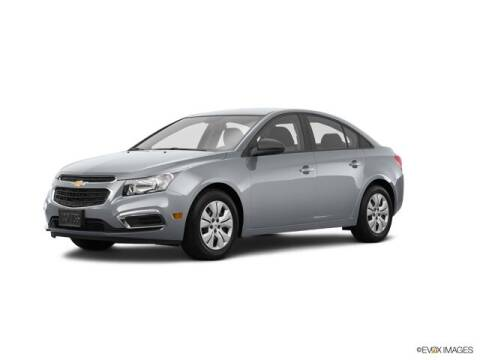 2015 Chevrolet Cruze for sale at Jamerson Auto Sales in Anderson IN